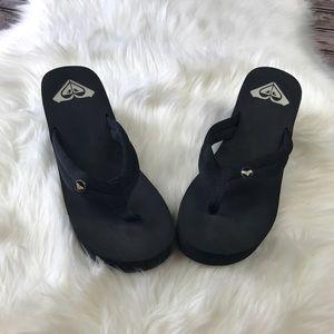 Roxy Platform Flip Flop Sandals